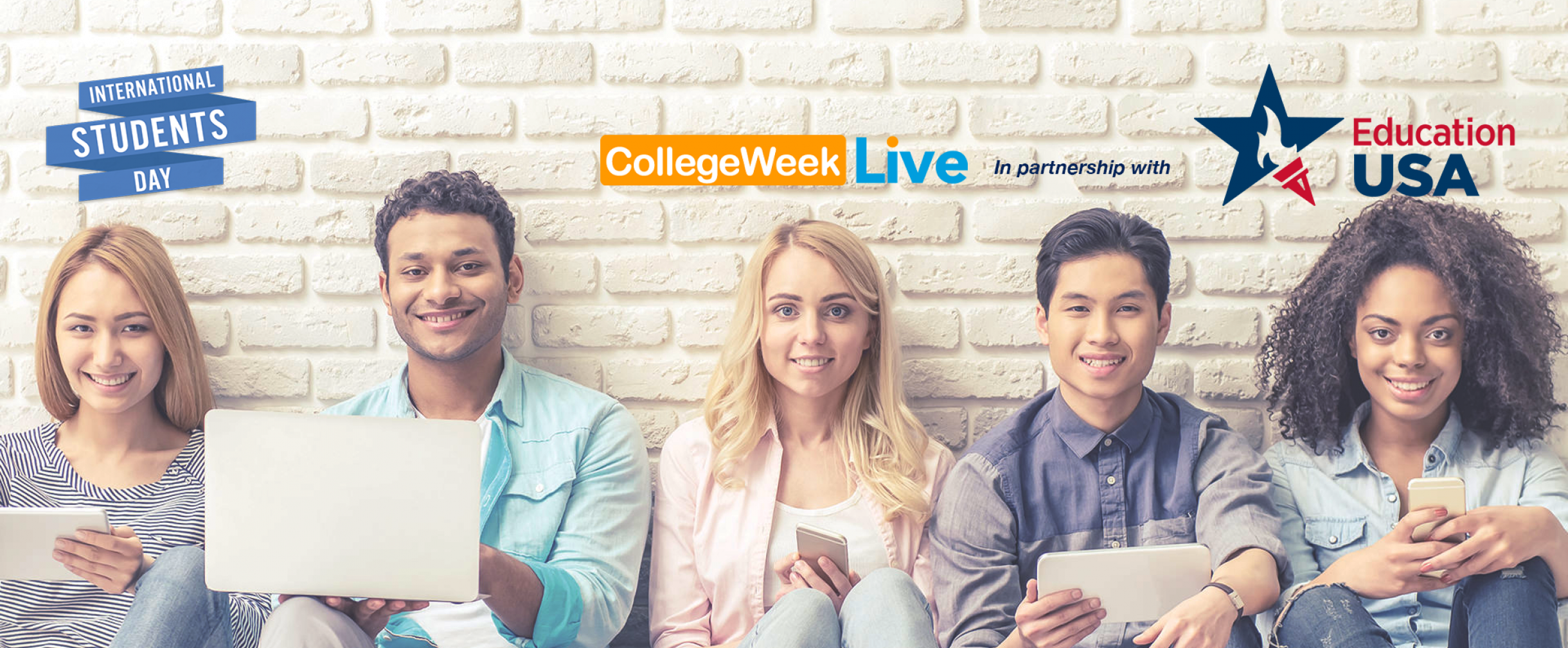 CollegeWeekLive Free University Fair Online