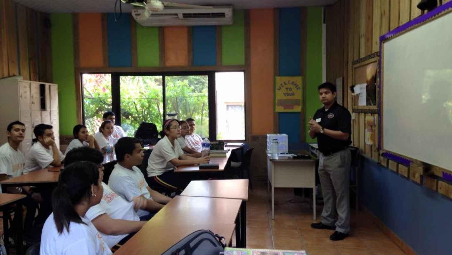 Homeland Security Degree >> EducationUSA advising center at Centro Cultural Sampedrano ...
