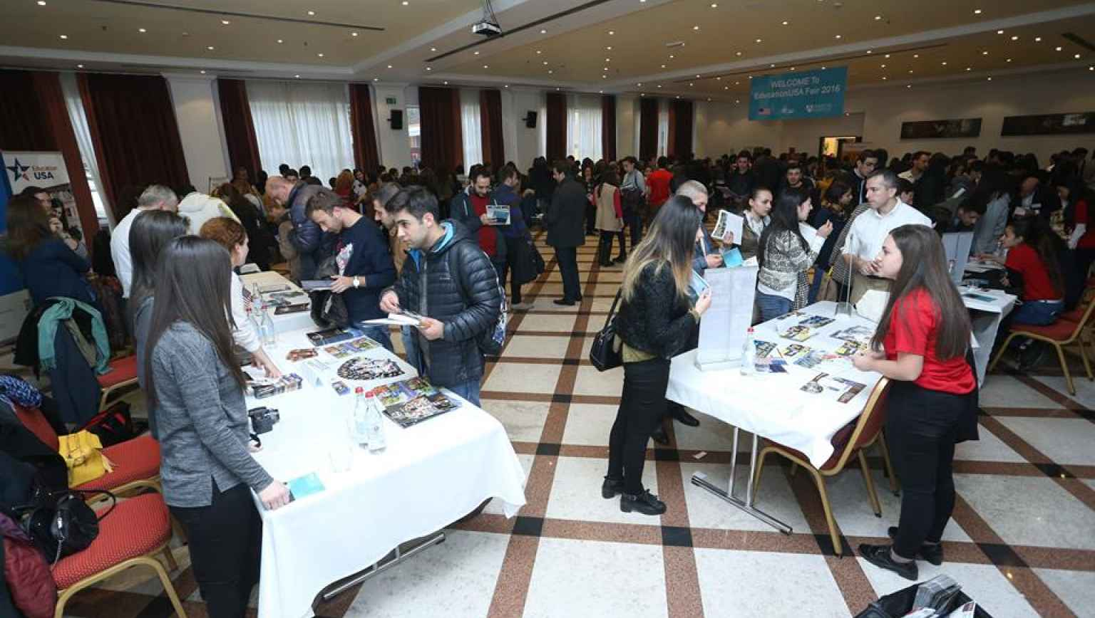 EducationUSA Fair 2016