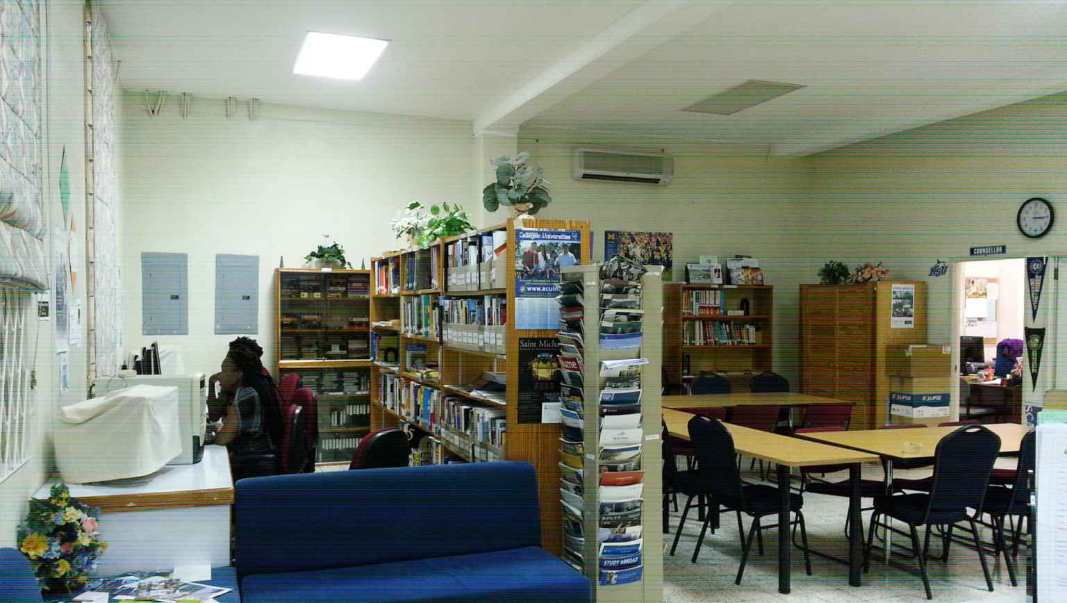 EducationUSA Advising Center at Barbados Community College