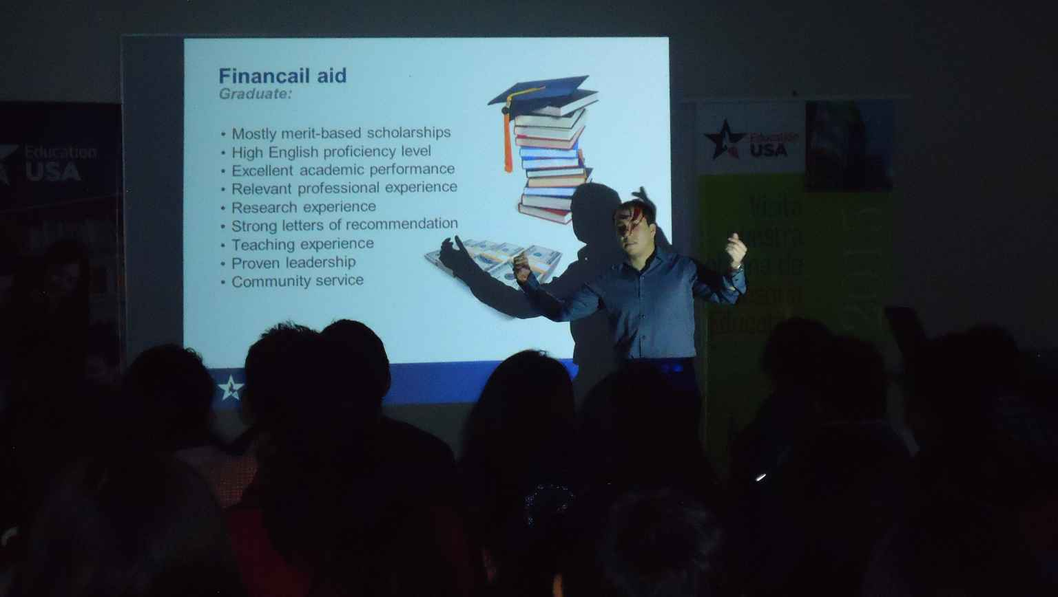 How to finance your U.S. education presentation