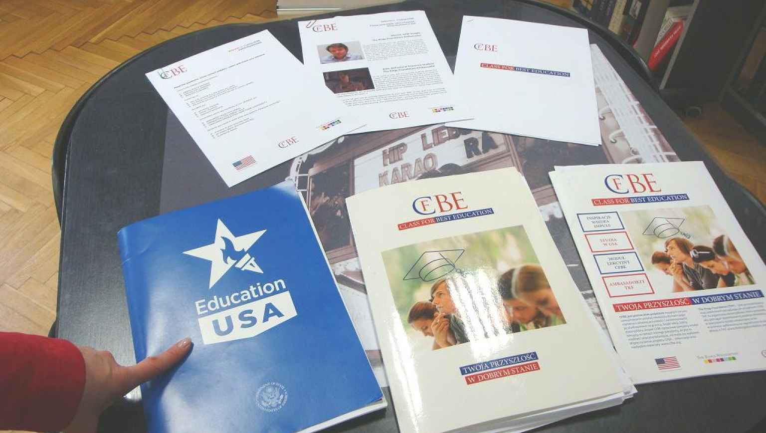 EducationUSA Advising in Radom, Poland