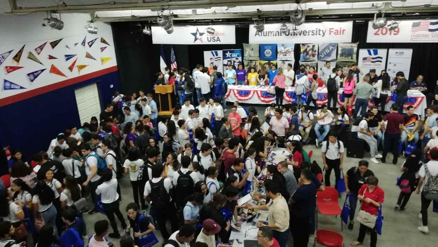 EducationUSA Alumni Fair