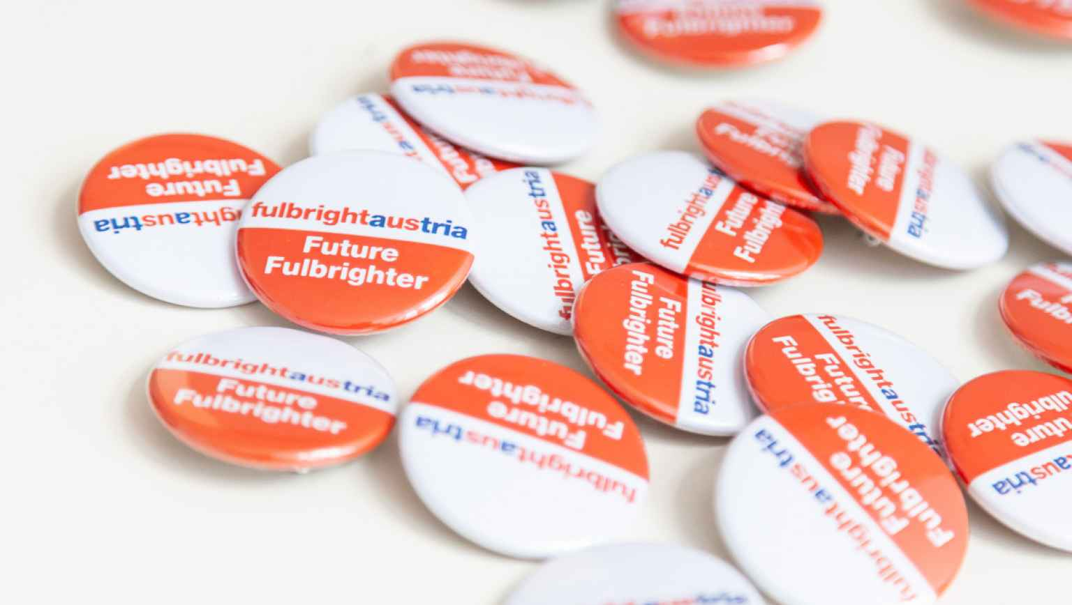 Fulbright Austria pins