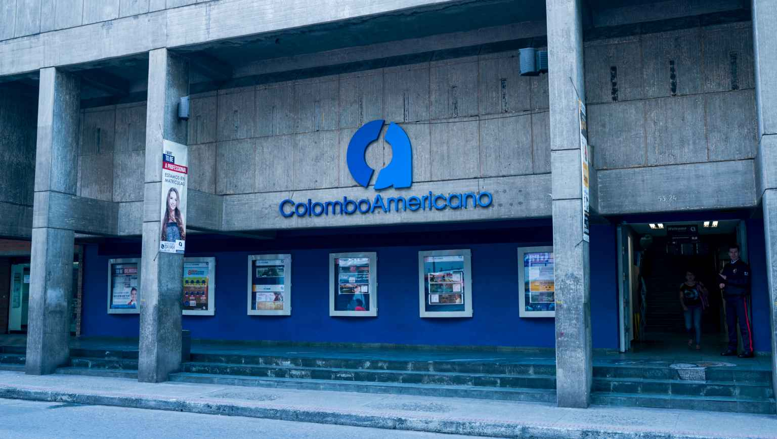 Colombo Americano Downtown Site