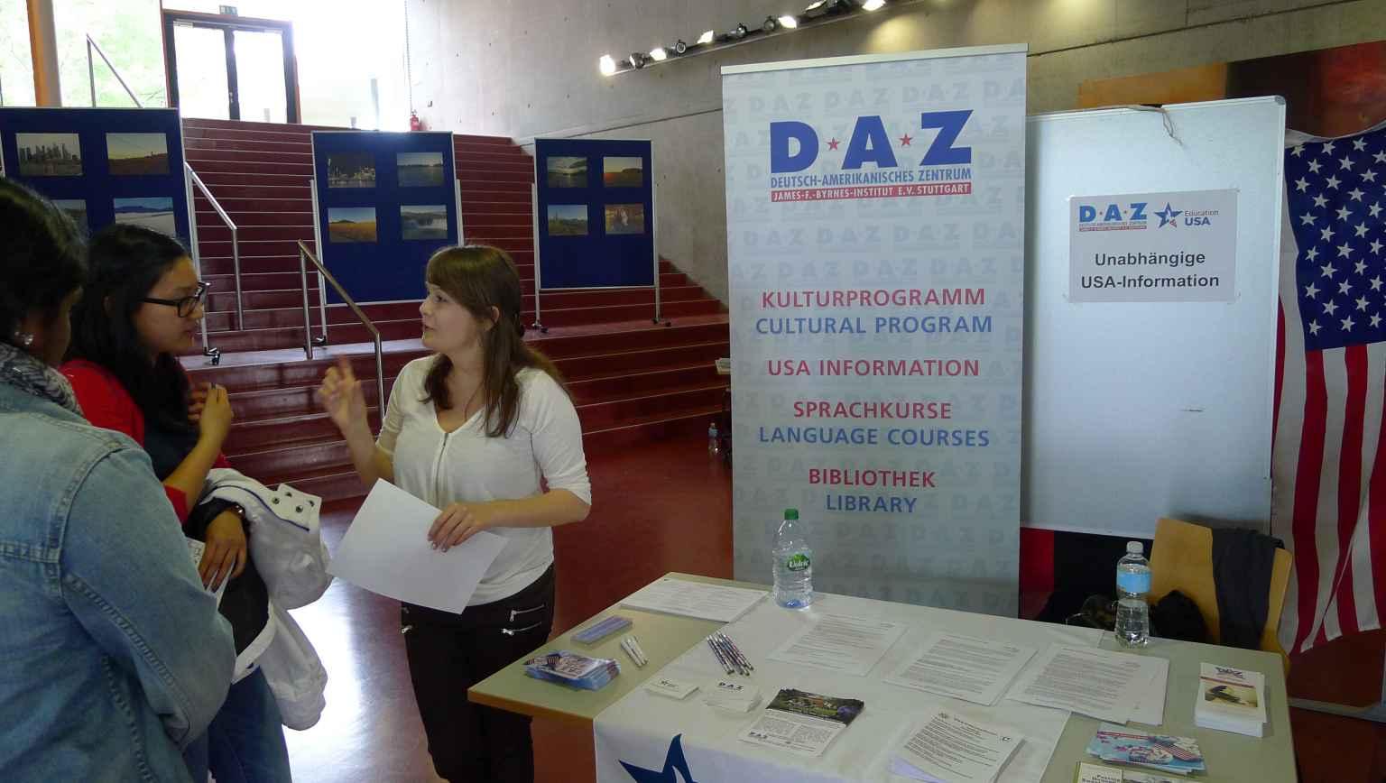 DAZ Stuttgart - EducationUSA