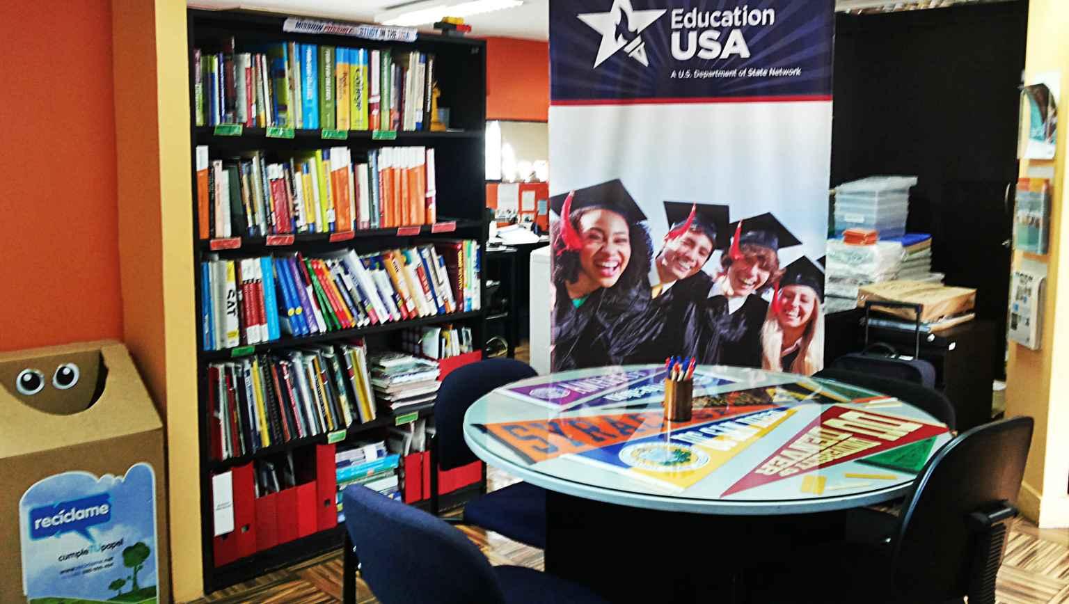 EducationUSA Library