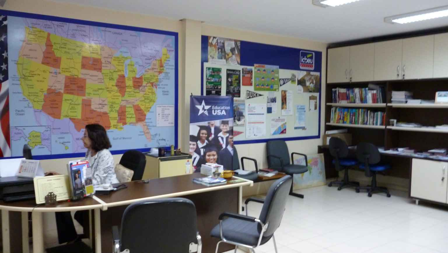 EducationUSA Office in Manaus for international students interested in studying in the US