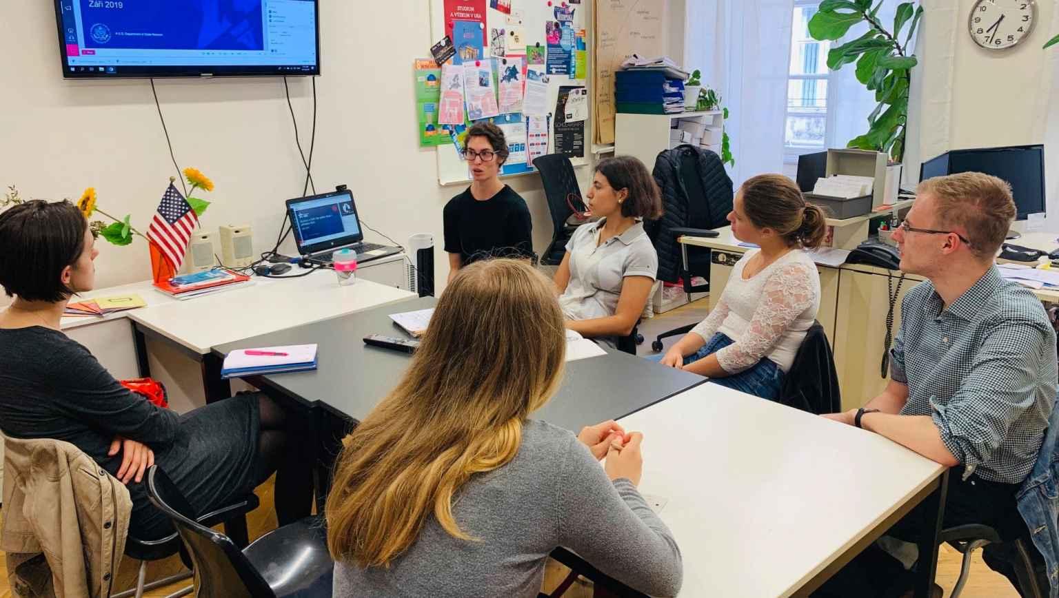 EducationUSA by Czech Fulbright seminar