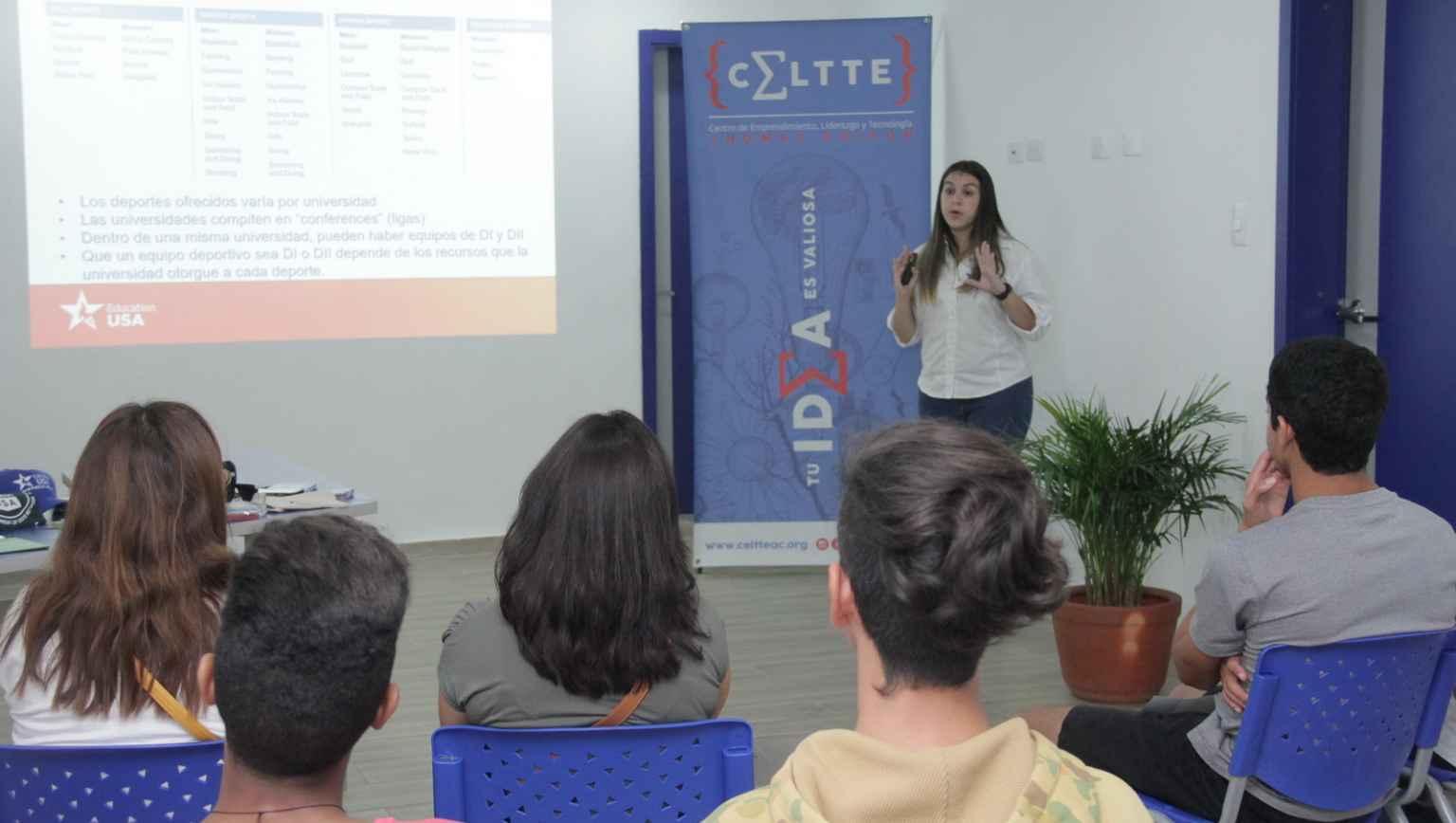 EducationUSA Caracas AVAA Outreach Activities for international students
