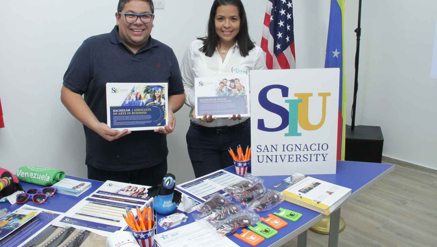 US Universities Visit Caracas to encourage international student enrollment