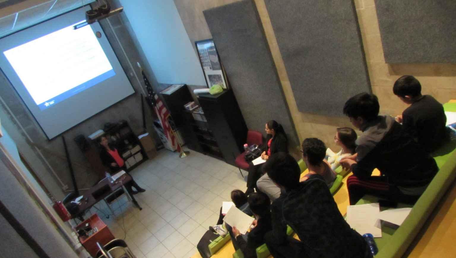 Public info session - EducationUSA Chihuahua