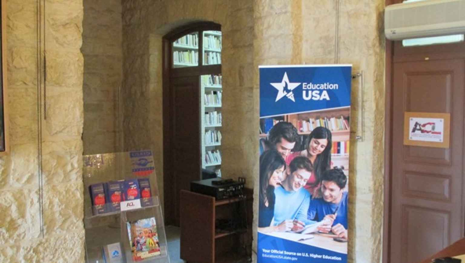 EducationUSA office and advising center