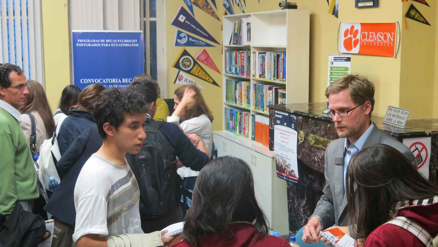 EducationUSA Quito College Fair