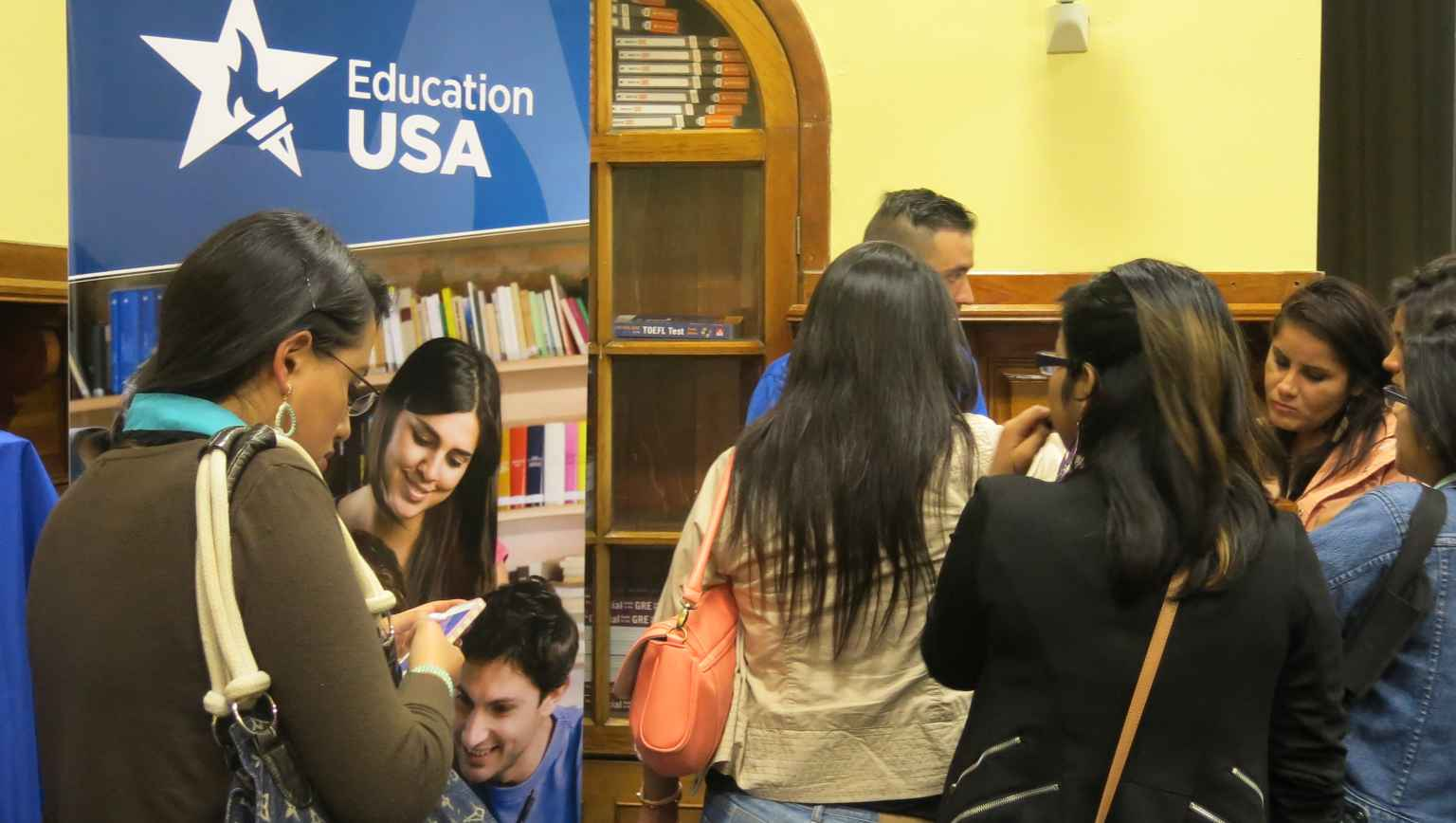 EducationUSA Presentation and Information session