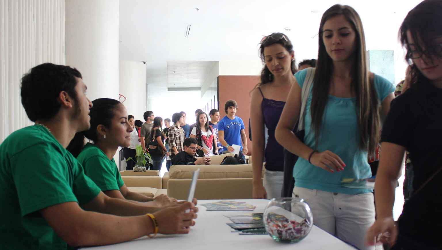 EducationUSA Caracas AVAA Outreach Activities for international students