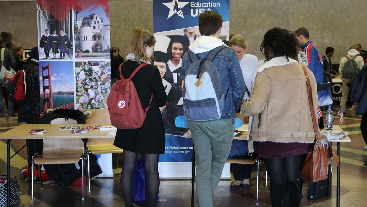 College Day Scandinavia in 2017