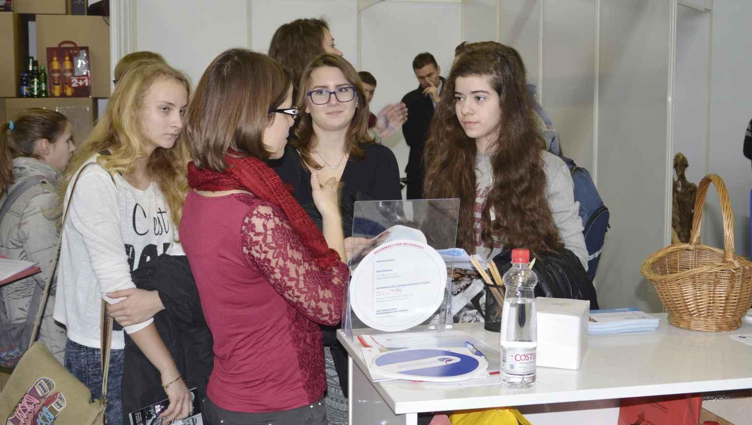 Slovenia - Informativa Fair 2