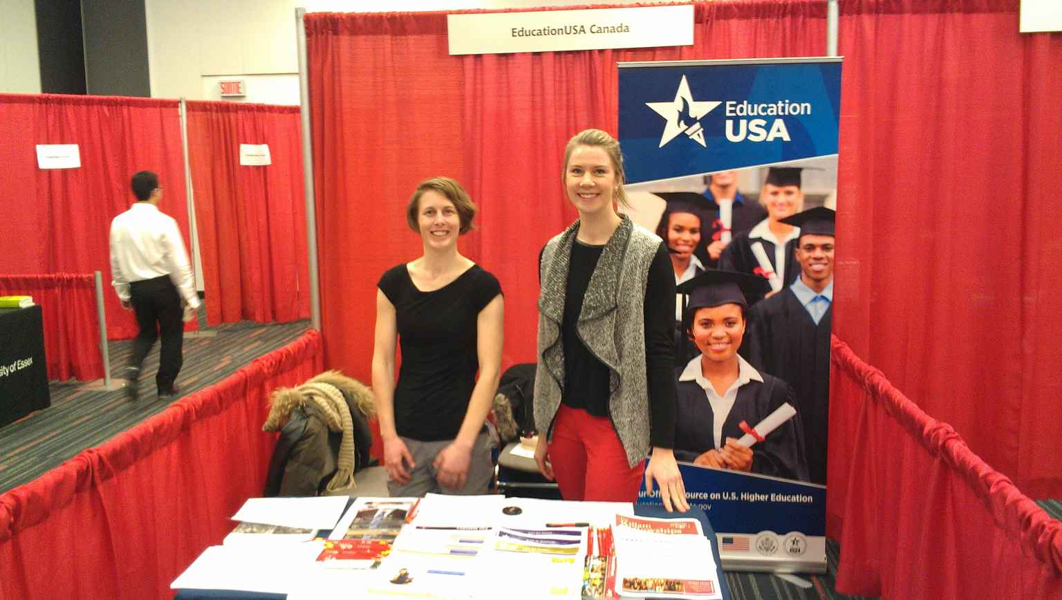 EducationUSA Canada in Montreal Fair