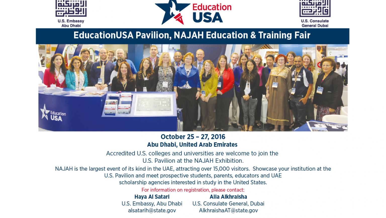 US Consulate General Dubai EducationUSA - Map us embassy abu dhabi