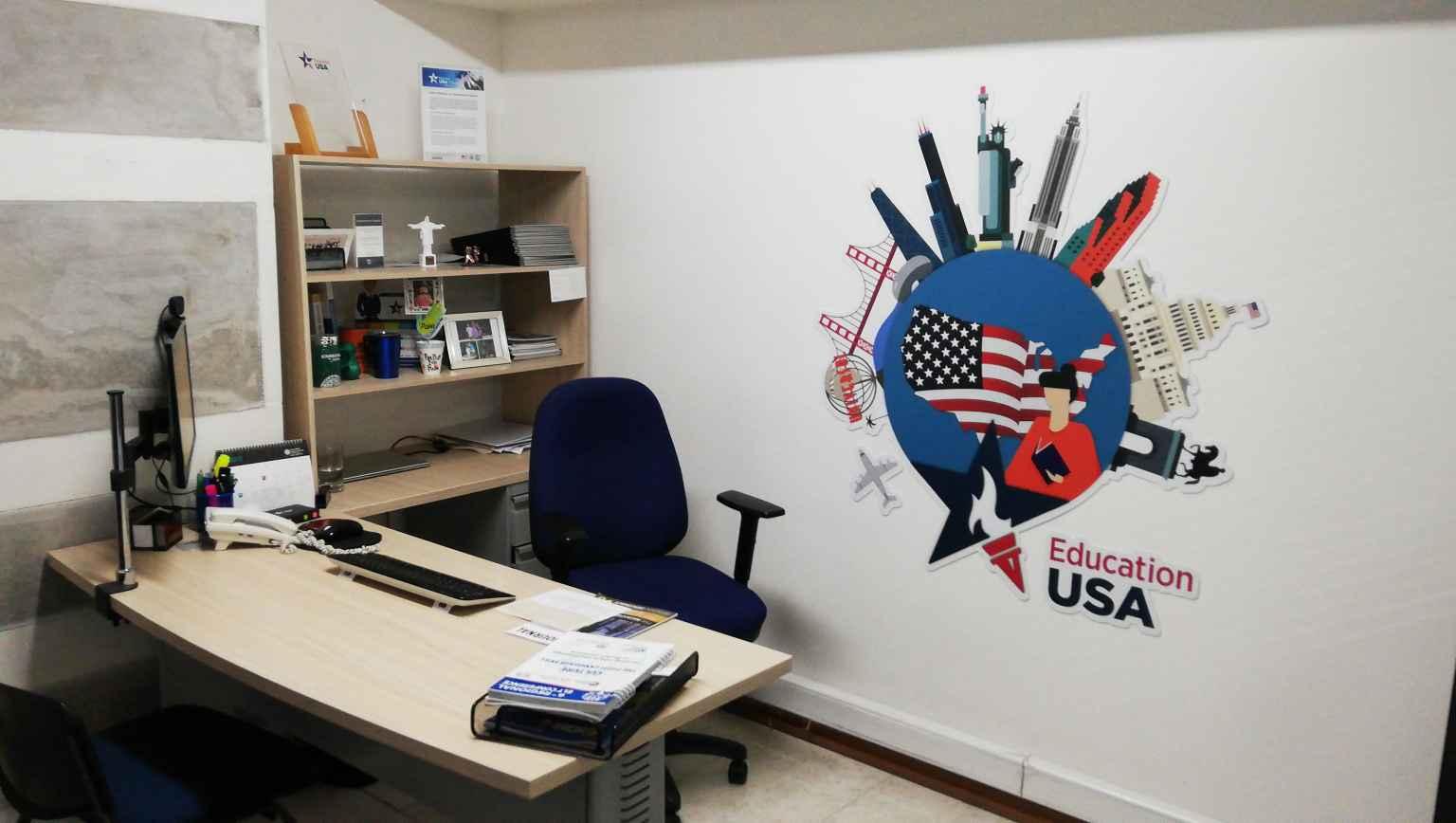 The EducationUSA Office