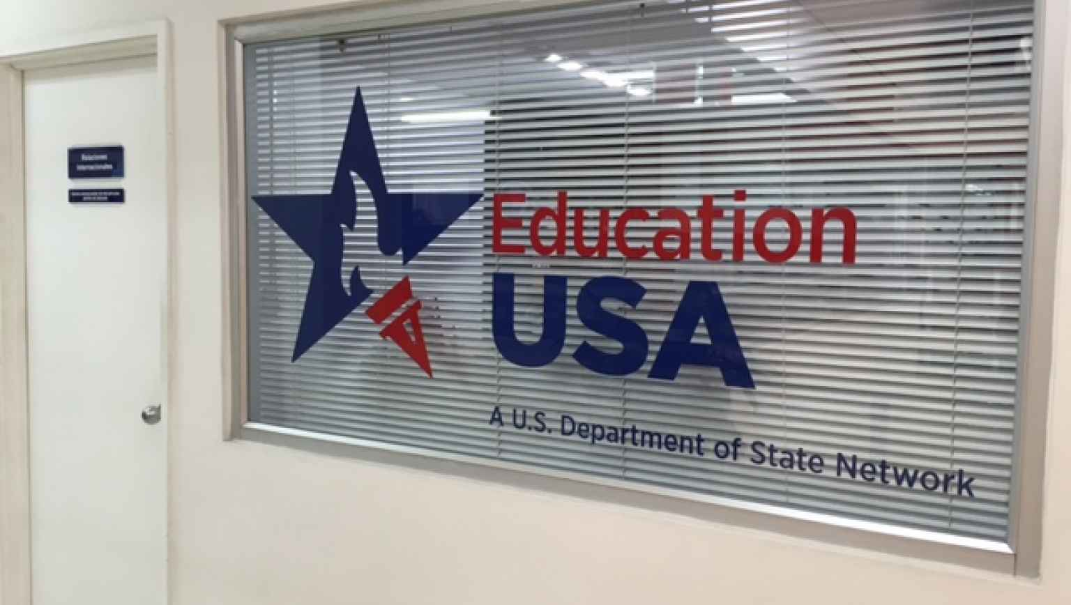 The EducationUSA Office