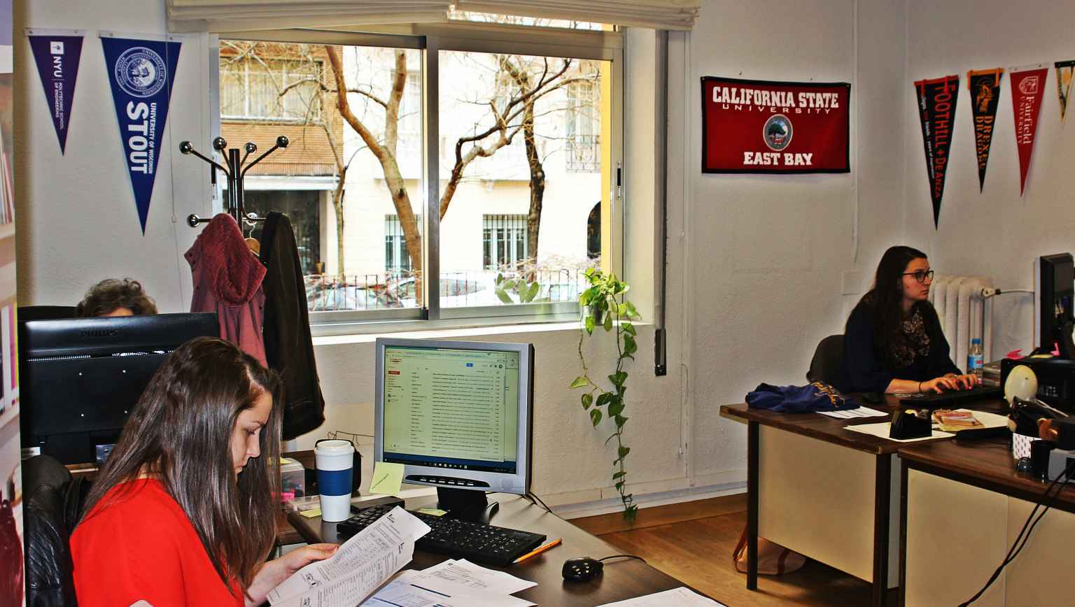EducationUSA - Fulbright Madrid office