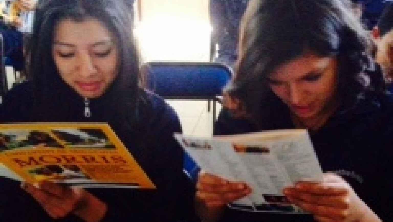 US Universities visit EducationUSA Cuenca