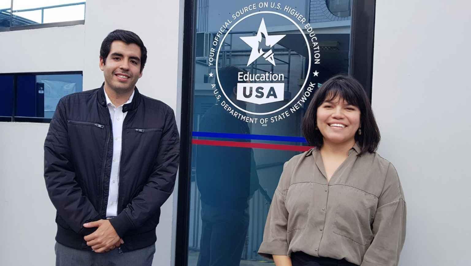 EducationUSA ICPNA Lima advisers