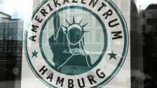 Amerika Zentrum Logo