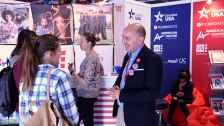 Outreach at the National College Fair