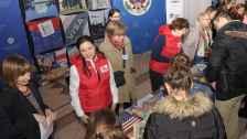Go USA! Fair in Bratislava
