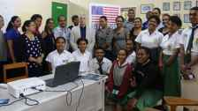 EducationUSA School Visit