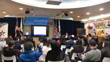 ACK EducationUSA briefing session and fair by US HEIs