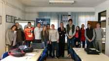 EducationUSA Tuzla at the High School of Economics in Bijeljina