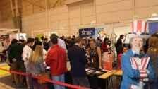 EducationUSA Fair in Lisbon, Portugal