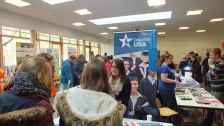 EducationUSA Nuremberg - Study International Fair in 2015