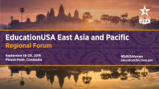 EducationUSA East Asia and Pacific Forum