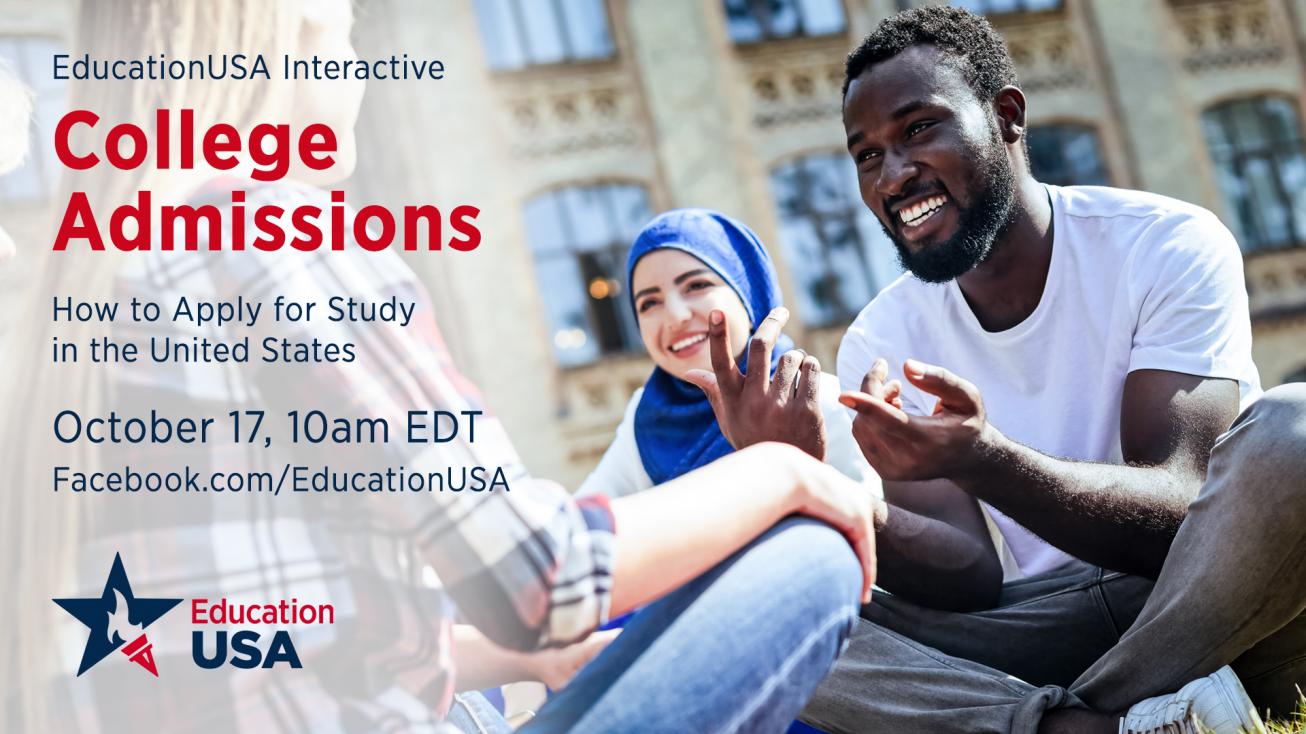 EducationUSA Interactive: College Admissions