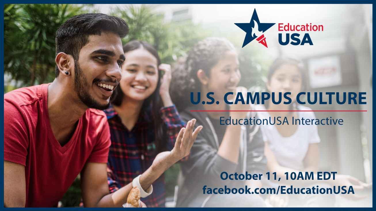 EducationUSA Interactive: U.S. Campus Culture