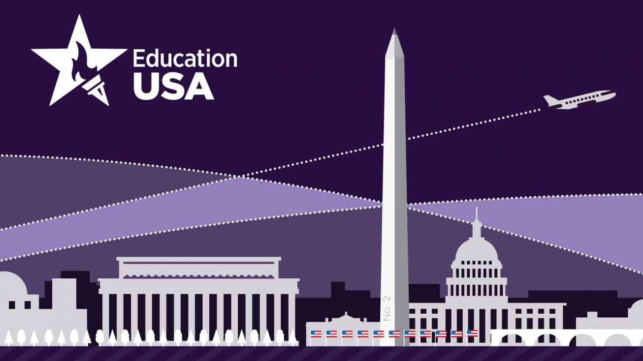 EducationUSA Forum conference design image