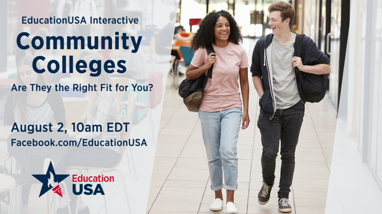 EducationUSA Interactive: Community College