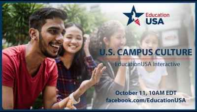 EducationUSA | U.S. Campus Culture (2018)