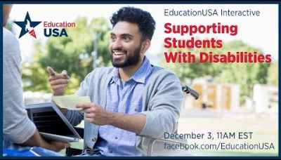 EducationUSA | Supporting Students With Disabilities