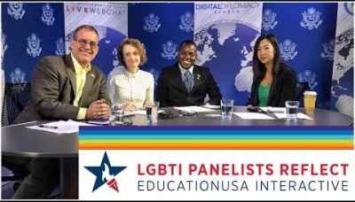 LGBTI International Students Reflect on EducationUSA Interactive