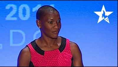 Claudia Gordon at EducationUSA Forum 2014