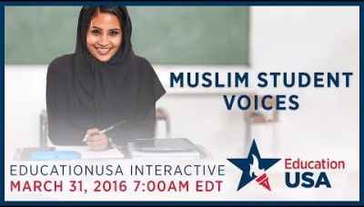 EducationUSA: Muslim Student Voices