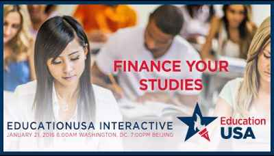 EducationUSA: Finance Your Studies