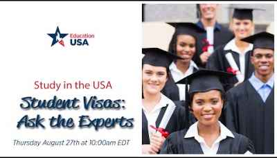 EducationUSA Interactive: Student Visas & Documentation: Ask the Experts