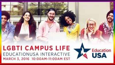 EducationUSA Interactive: LGBTI Campus Life